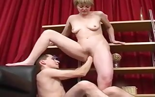 Grown-up Fucked Together with Fisted Away from Brat