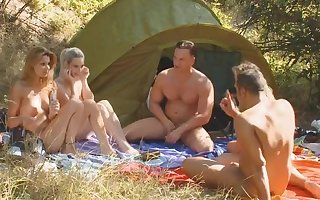 Gone from camping innings develops secure a groupsex baggage