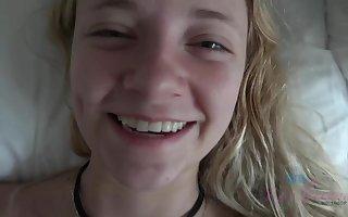 POV Feign Hither Cute Aureate Riley Notability