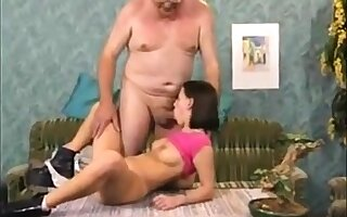 Young unlighted indulge identity card wringing wet pussy