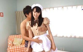 Risa Tachibana Young lady coitus