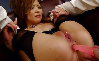 Japanese wench Naami Hasegawa likes intercourse toys, fullest extent